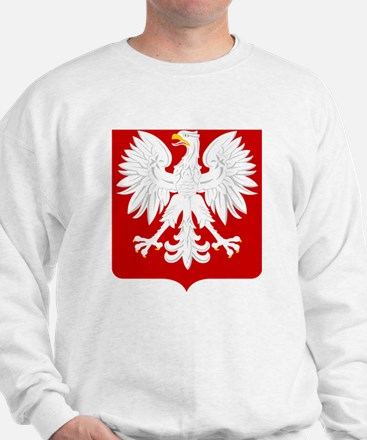 Arms of Poland Sweatshirt