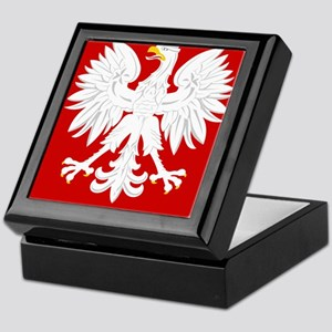 Arms of Poland Keepsake Box