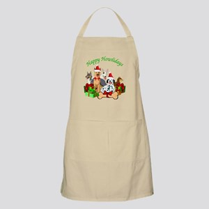 Howliday Dogs Apron