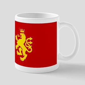 MACEDONIA Ethnic Flag Mugs