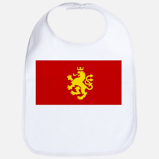 MACEDONIA Ethnic Flag Bib