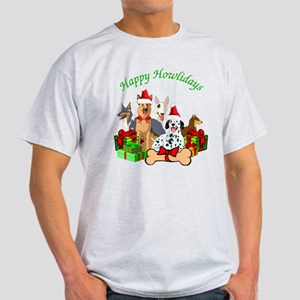 Howliday Dogs T-Shirt
