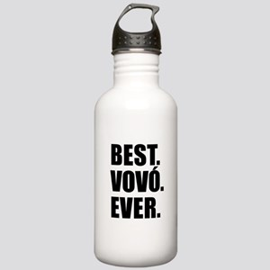 Best Vovo Ever (Grandma) Drinkware Water Bottle