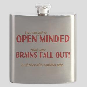 BrainsShirt Flask