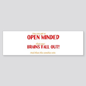 BrainsShirt Bumper Sticker