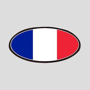 FRANCE FLAG Patch