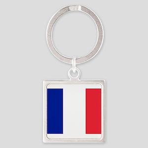 FRANCE FLAG Keychains