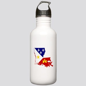 Acadiana State of Loui Stainless Water Bottle 1.0L