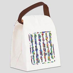 Guyuk Khan's stamp Canvas Lunch Bag