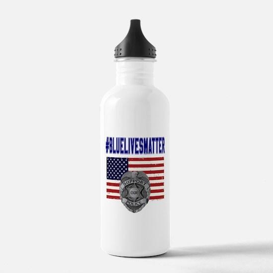 Cute Law enforcement Water Bottle