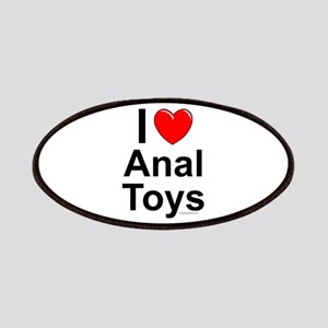 Anal Toys Patch