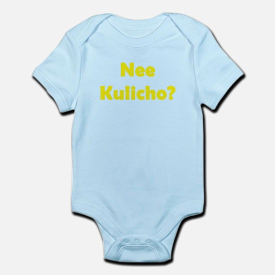 did you take a bath.png Baby Light Bodysuit
