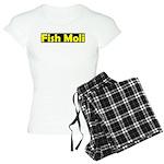 fish moli Women's Light Pajamas