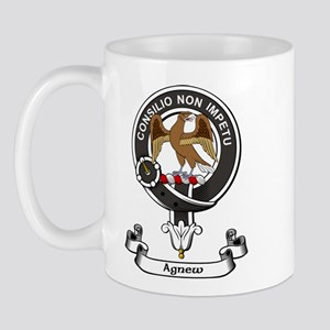 Badge - Agnew Mug