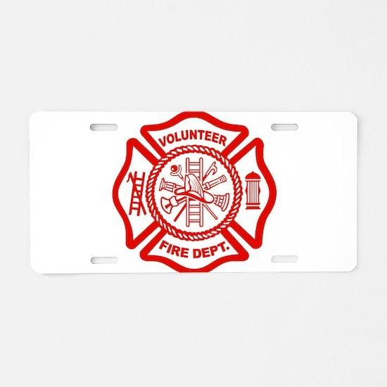 VFD.png Aluminum License Plate