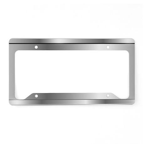 sc 1 st  CafePress & Custom License Plate Frames - CafePress