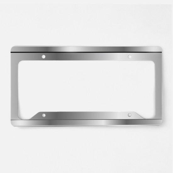 Metal License Plate Holder