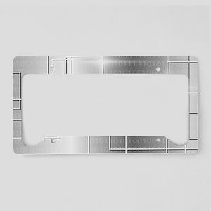 Technology License Plate Holder