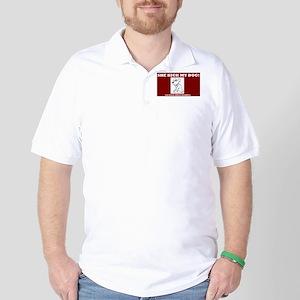 KICK DOG Polo Shirt