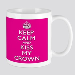 Pageant Princess Mug - Kiss My Crown