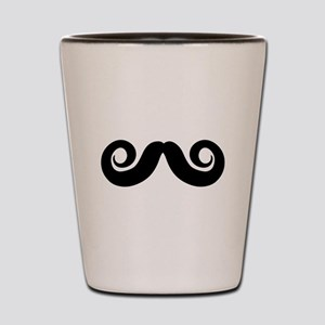 Imperial Mustache Shot Glass
