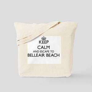 Keep calm and escape to Belleair Beach Fl Tote Bag