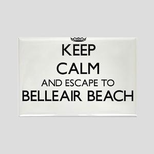 Keep calm and escape to Belleair Beach Flo Magnets
