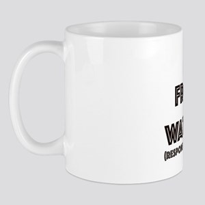 is a frog's ass water tight? Mug