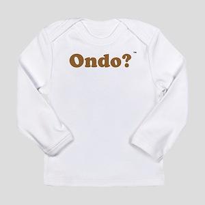 Ondo1 Long Sleeve Infant T-Shirt