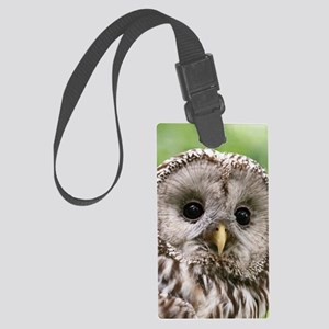 Owl See You Large Luggage Tag