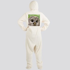 Owl See You Footed Pajamas