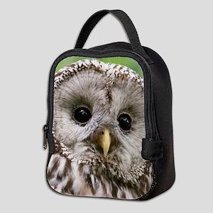 Owl See You Neoprene Lunch Bag