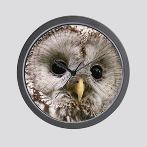 Owl See You Wall Clock