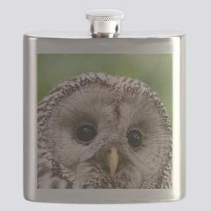 Owl See You Flask