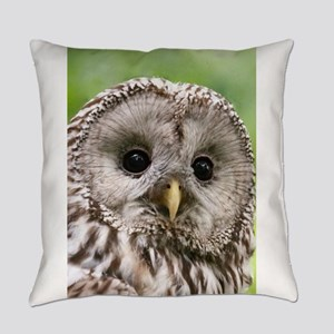 Owl See You Everyday Pillow