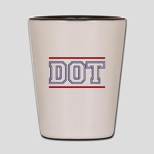 DOT Shot Glass