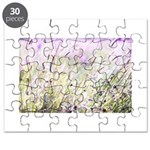 Bay Flowers Puzzle