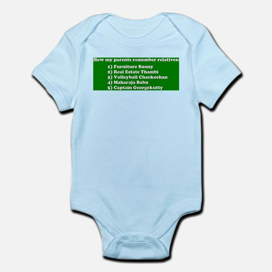 Uncle and Aunty Who.PNG Baby Light Bodysuit