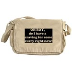 Expecting Moms CURRY CRAVING 2 Messenger Bag