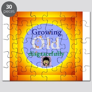 Growing Old Puzzle