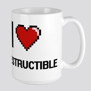 I Love Indestructible Mugs