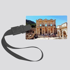 Today Meets Yesterday Luggage Tag