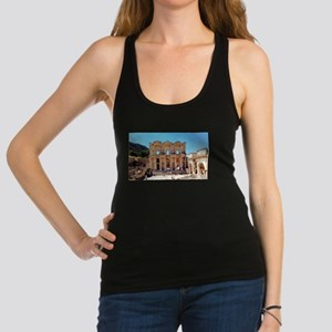 Today Meets Yesterday Racerback Tank Top