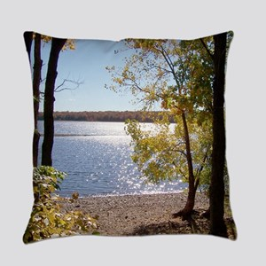 nature scenery Everyday Pillow