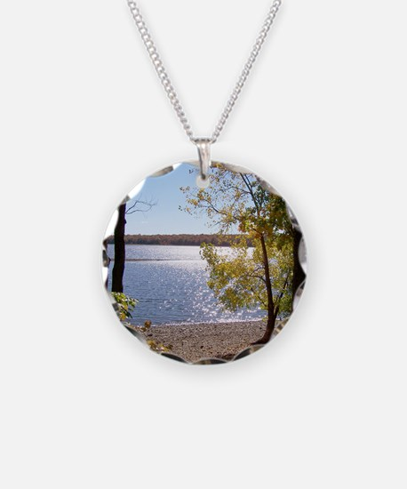 nature scenery Necklace