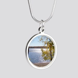Lake View Scenery Necklaces