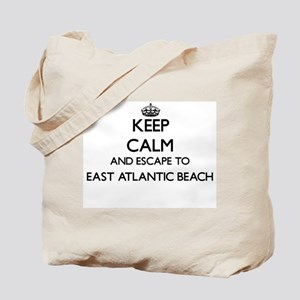 Keep calm and escape to East Atlantic Bea Tote Bag
