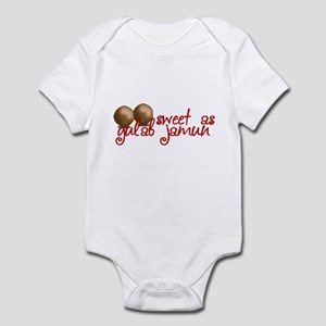 Sweet as Gulab Jamun Infant Bodysuit