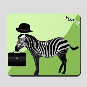 Yuppie Mousepad