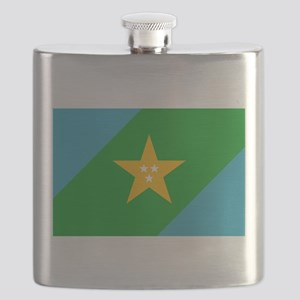 Azores Islands 1983 Flask